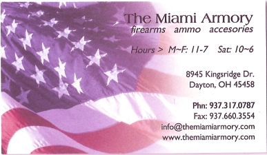 The Miami Armory WebSite